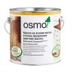 Прозрачная краска на основе цветных масел и воска для внутренних работ Osmo Dekorwachs Transparent 3164 Дуб 0,75л