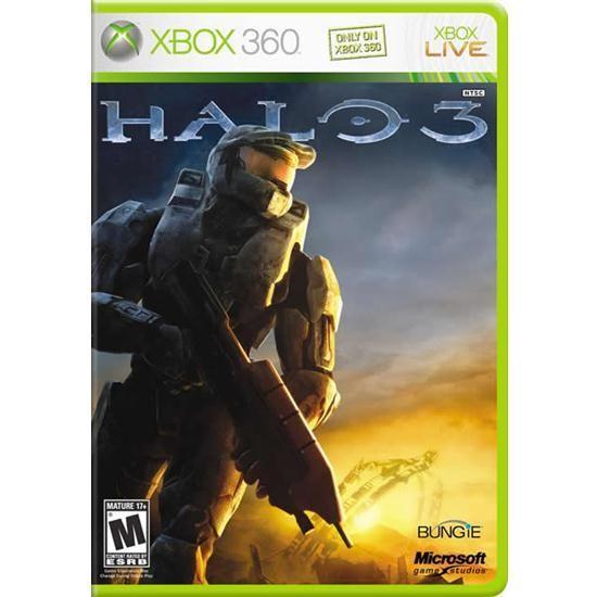 Игра Halo 3 (Xbox 360)