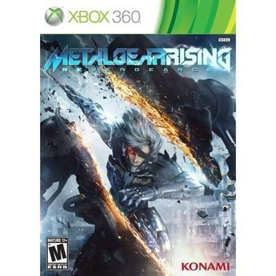 Игра Metal Gear Rising Revengeance (Xbox 360)