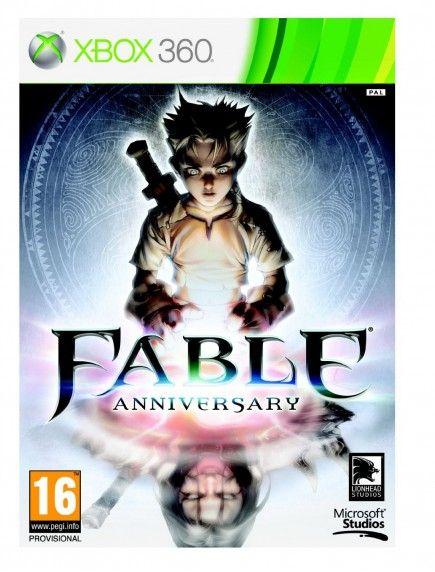 Игра Fable Anniversary (Xbox 360)