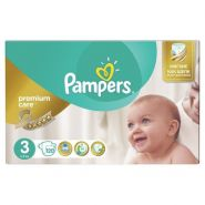 Pampers Premium Care 5-9кг, 120шт (3)