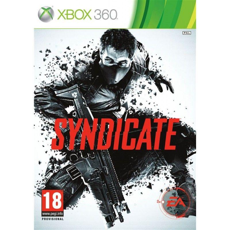 Игра Syndicate (Xbox 360, русские субтитры)