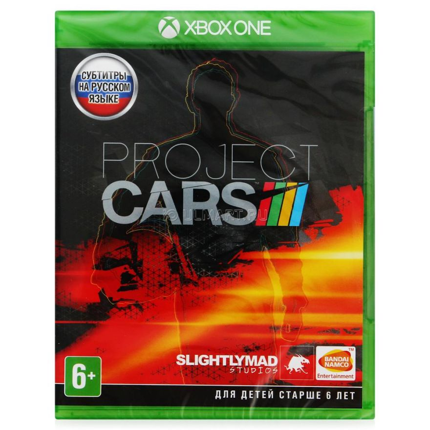 Игра Project Cars  [Xbox One]