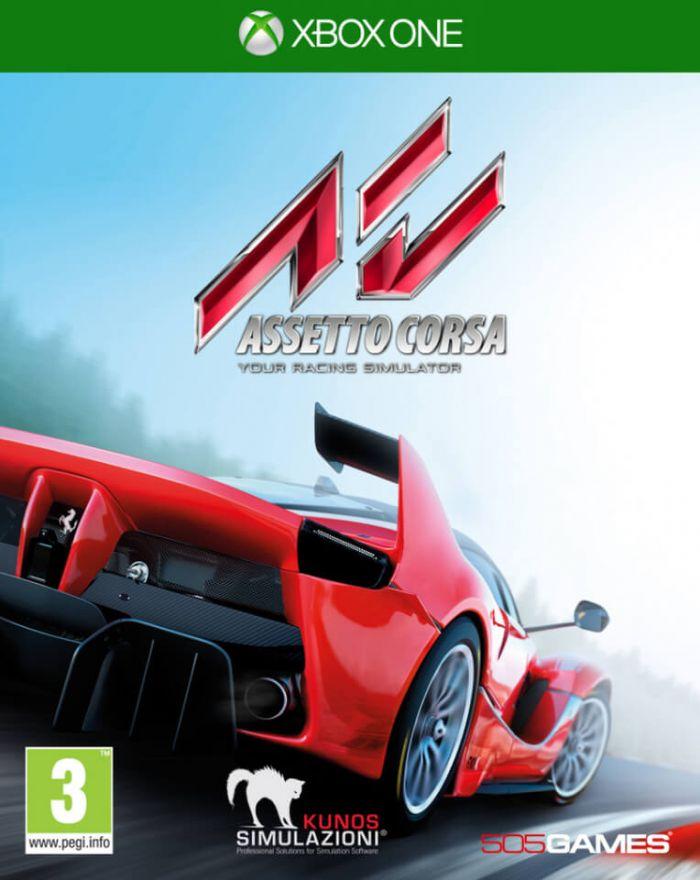 Игра Assetto Corsa (Xbox One)