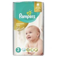 Pampers Premium Care 5-9кг, 60шт (3)