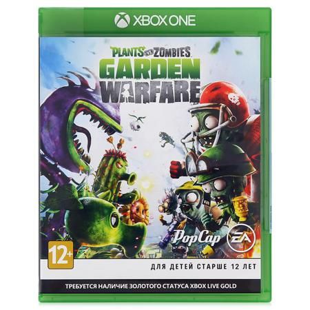 Игра Plants vs. Zombies Garden Warfare (Xbox One)