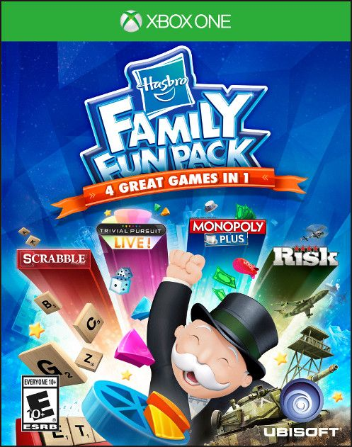 Игра Family Fun Pack (Xbox One)