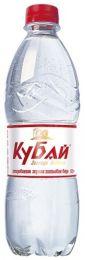 Доставка воды Кубай газ 0,5 литра пет. (1 уп./12 бут.)
