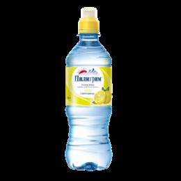Доставка воды Пилигрим спорт-лок ЛИМОН 0,5 литра (1 уп./8 бут.)