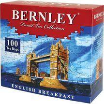 Чай Бернли Инглиш Брекфаст 2г с/я 100 пак.