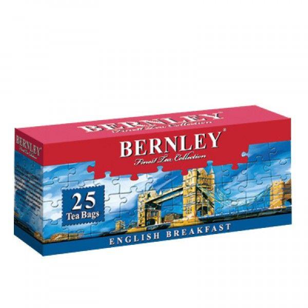 Чай Бернли Инглиш Классик 2г с/я 25 пак.
