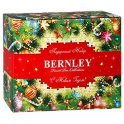 Чай Бернли Праздничный набор 2г 10пак.