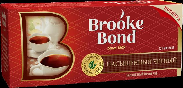 Чай Брук Бонд 1,8г 25пак.