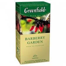 Чай Гринфилд Бербери Гарден 1,5г 25пак.