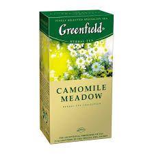 Чай Гринфилд Камомайл Медоу 1,5г 25пак.