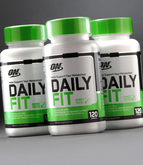 ​Optimum Nutrition Daily-Fit