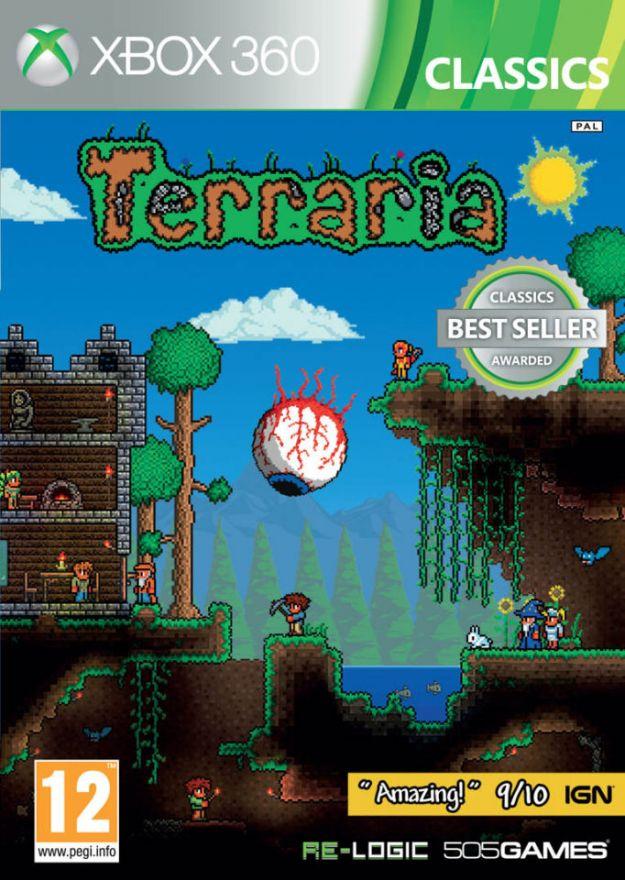 Игра Terraria (Xbox 360)