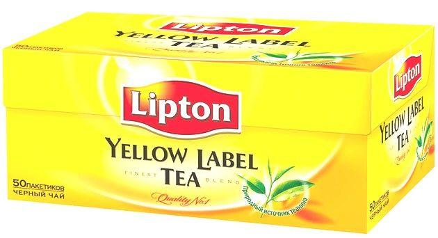 Чай Липтон 2г 50пак.