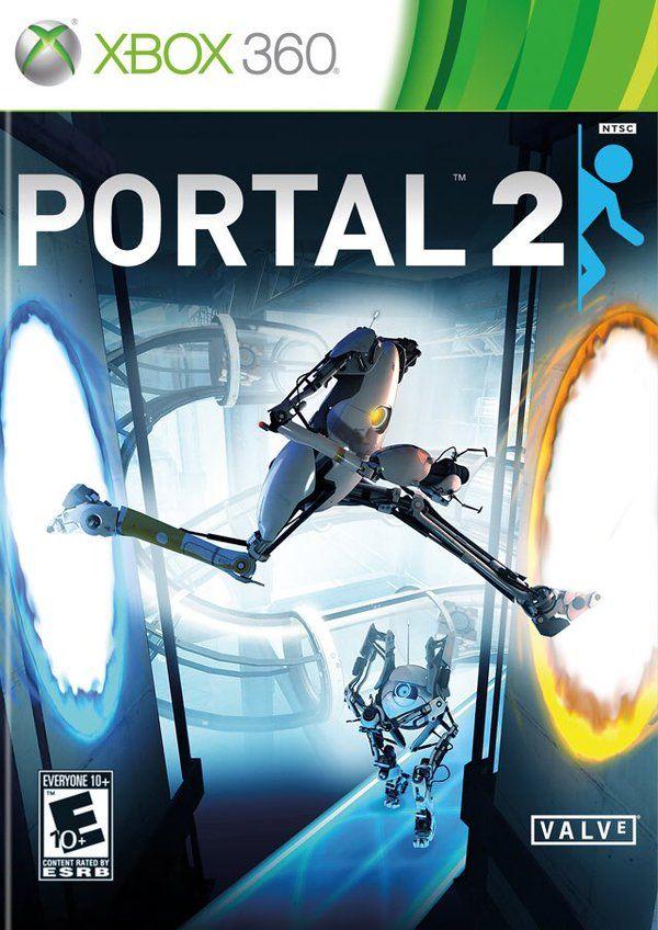 Игра Portal 2 (Xbox 360)