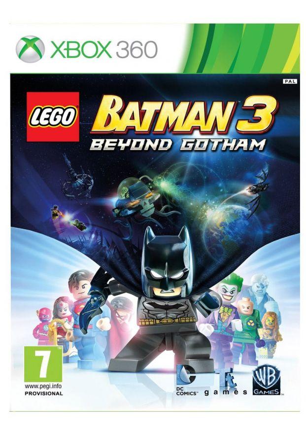 Игра Lego Batman 3 Beyond Gotham (XBOX 360)