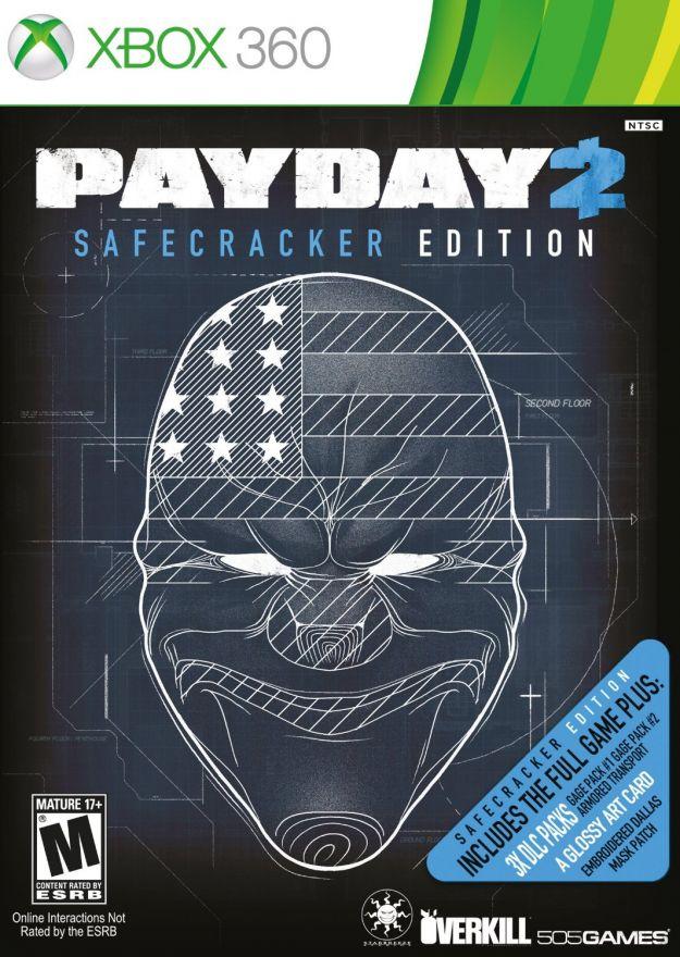 Игра Pay Day 2 Safecracker Edition (XBOX 360)