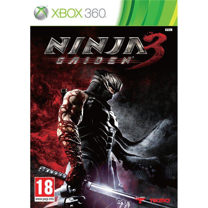 Игра Ninja Gaiden 3 (Xbox 360)