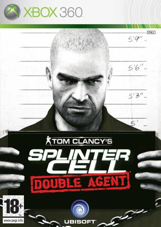 Игра Tom Clancy's Splinter Cell Double Agent (Xbox 360)