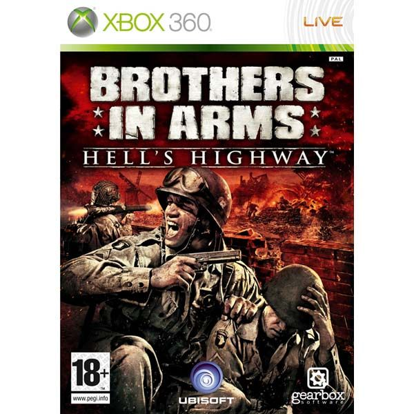 Игра Brothers in Arms Hell's Highway (Xbox 360)