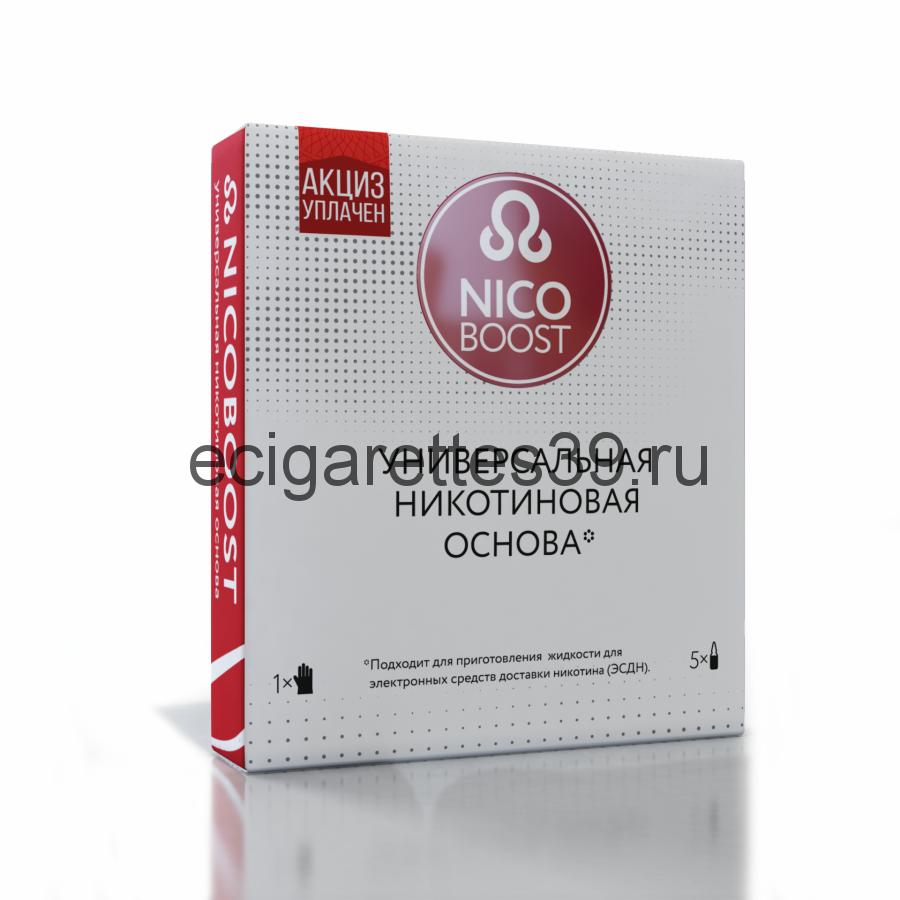 Никотиновая капсула Nicoboost