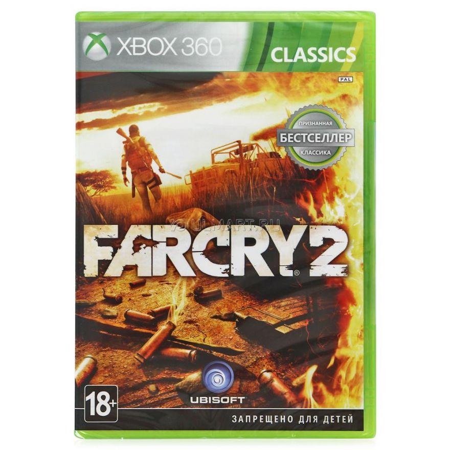 Игра Far Cry 2 (Xbox 360)