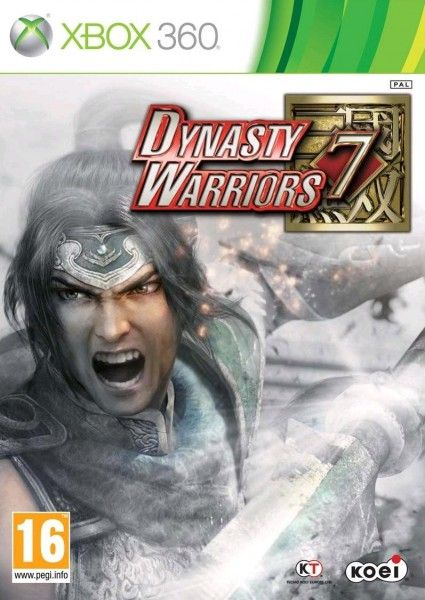 Игра Dynasty Warriors 7 (Xbox 360)