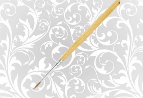 Кисть Roubloff Колонок круглая короткая ручка № 00 ЖК1-00, 50 Б