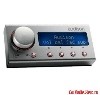 Audison Thesis DRC TH digital remote control