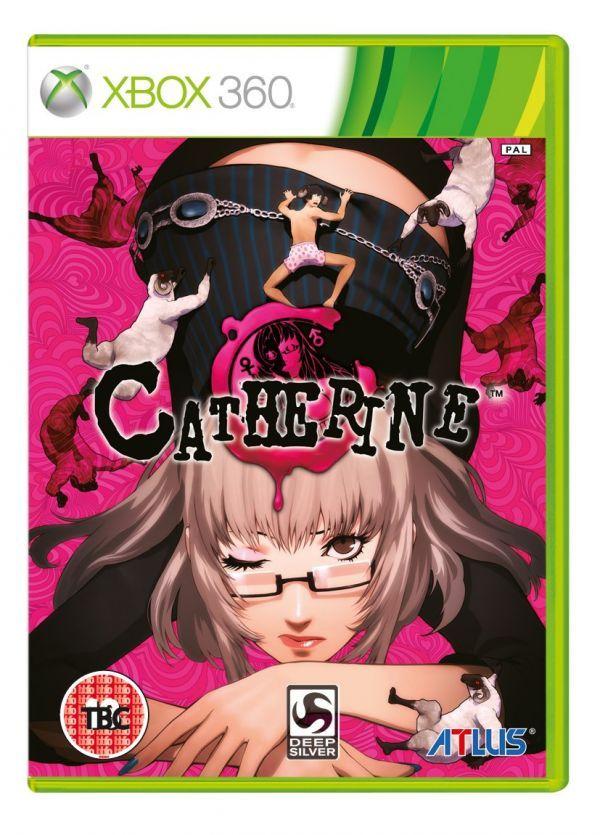 Игра Catherine (Xbox 360)