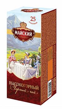Чай Майский Высокогорный (Цейлон) 2г 25пак.