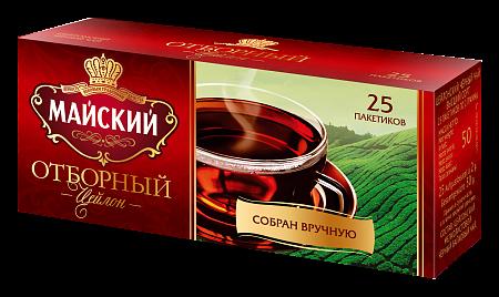 Чай Майский Отборный 2г 25пак.