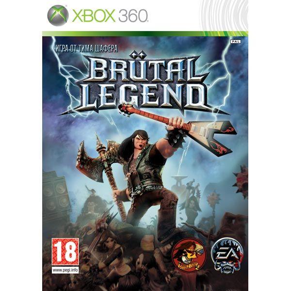 Игра Brutal Legend (Xbox 360)