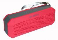 Портативная Bluetooth колонка с радио, MP3-проигрывателем и светомузыкой HY-BT814L