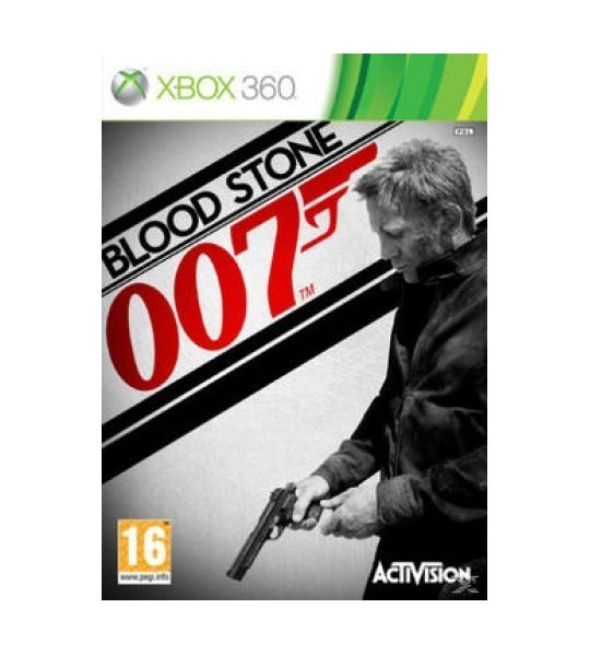 Игра James Bond 007 : Blood Stone (Xbox 360)