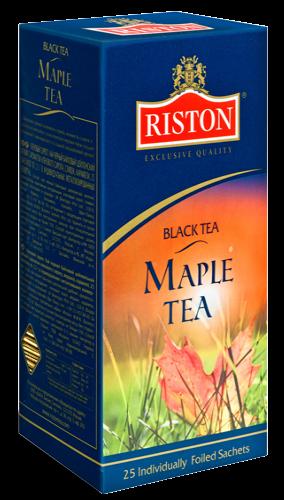 Чай Ристон Кленовый сироп (MAPLE tea) 1.5г конв 25пак.