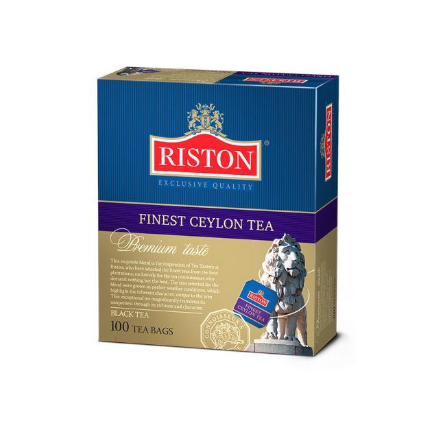 Чай Ристон Файнест 1,5г 100пак.