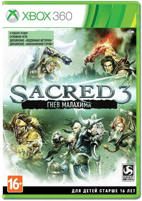 Игра Sacred 3 Гнев Малахима (Xbox 360)
