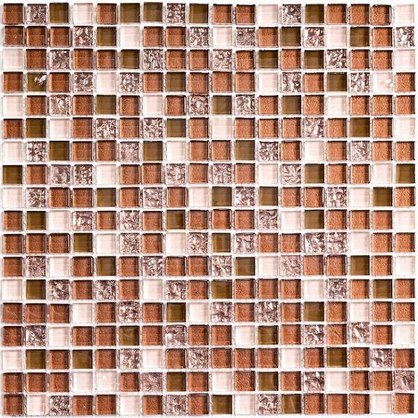 Мозаика стеклянная Bonaparte Ochre Rust