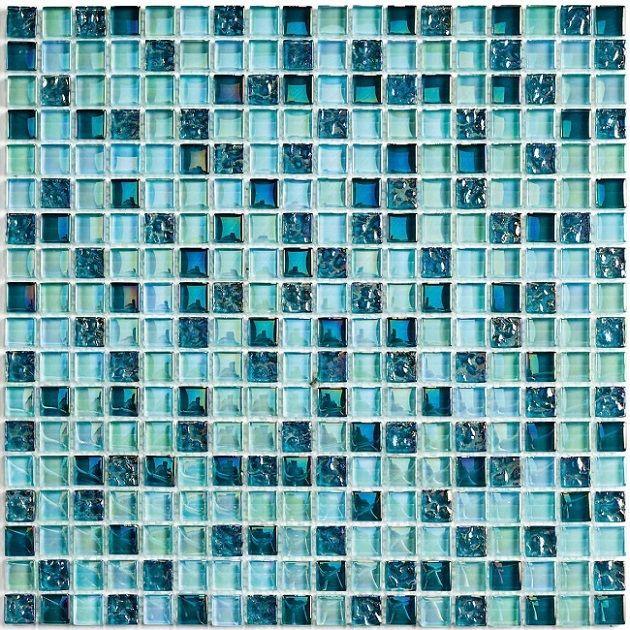 Мозаика стеклянная Bonaparte Sea Drops