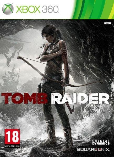 Игра Tomb Raider (Xbox 360)