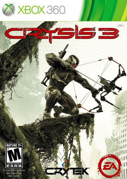 Игра Crysis 3 (Xbox 360)