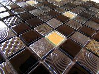 Мозаика стеклянная Bonaparte Domino