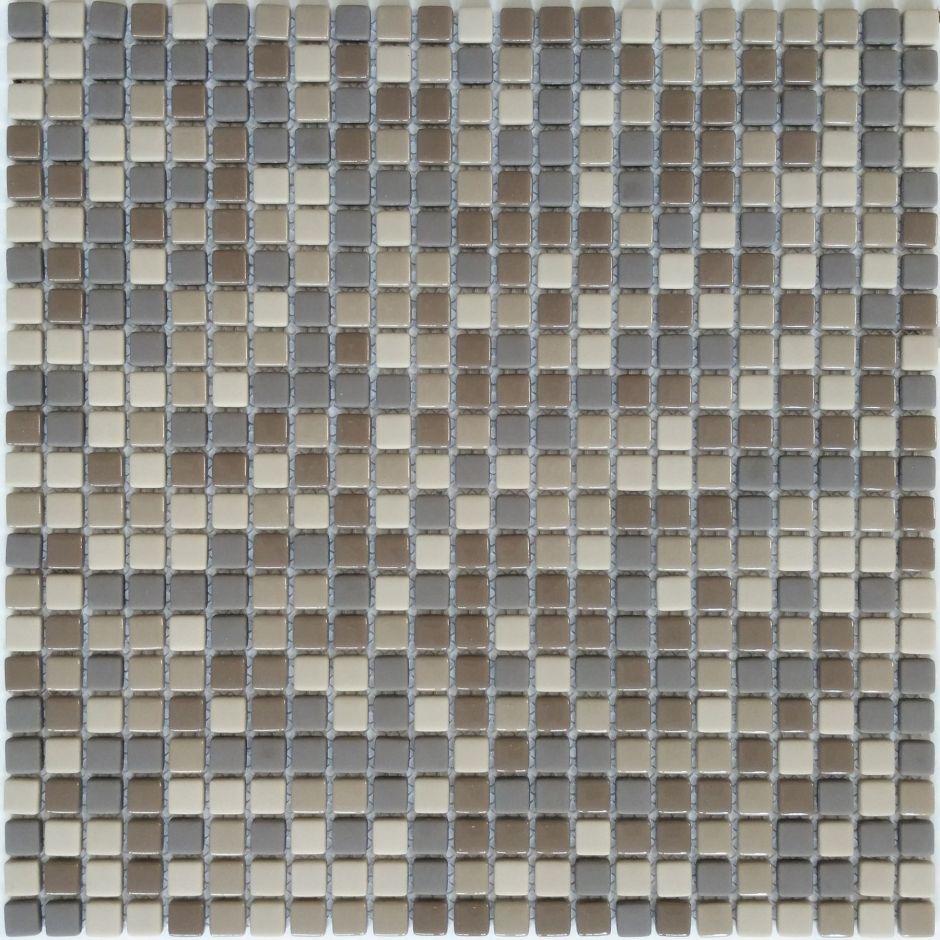 Мозаика стеклянная Bonaparte Crema