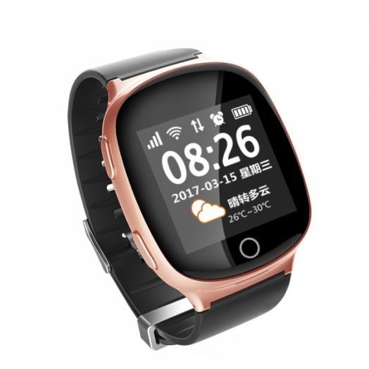 Smart часы с GPS GP-05 Золотые