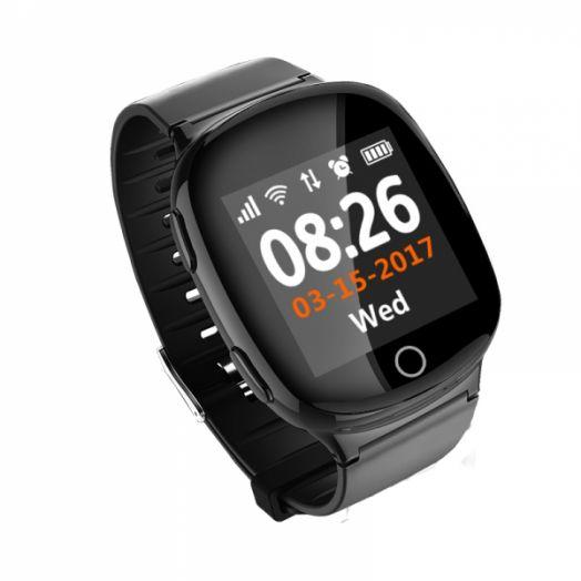 Smart часы с GPS GP-05 Чёрные